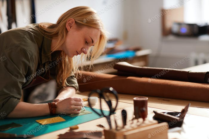 Modern Female Artisan