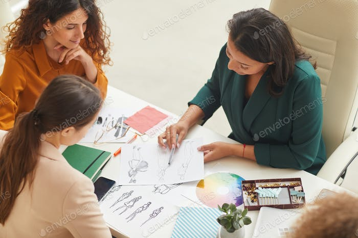 Young Fashion Designers Coworking