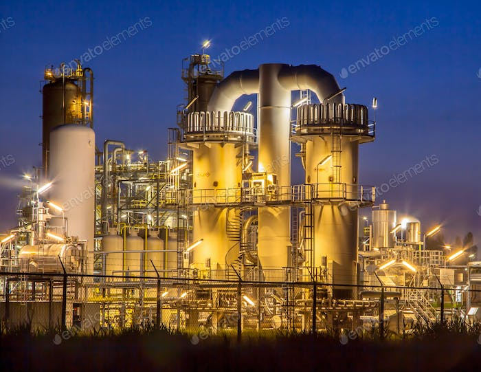 Heavy Industrial Chemical detail