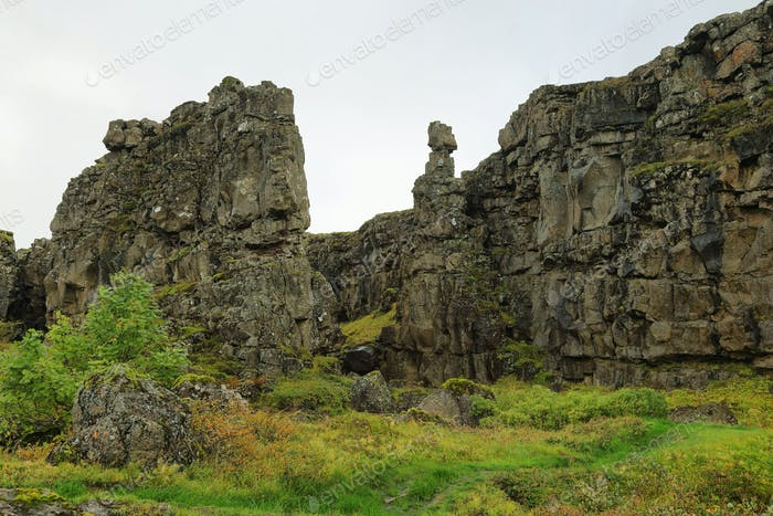 Thumbnail for Pingvellir national park in Iceland