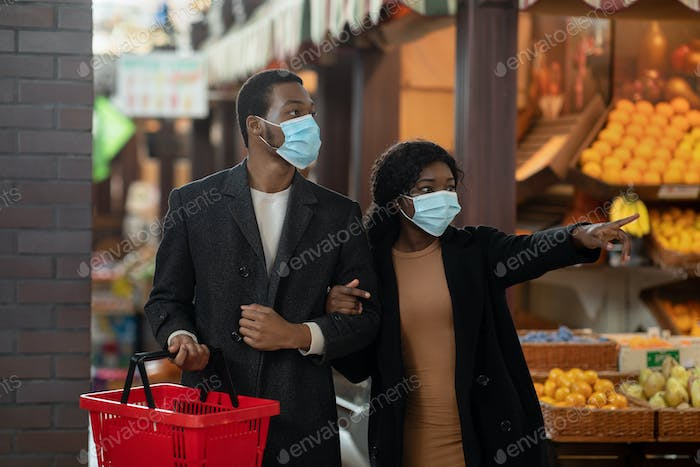 Low prices and purchase of products in market during covid-19 pandemic