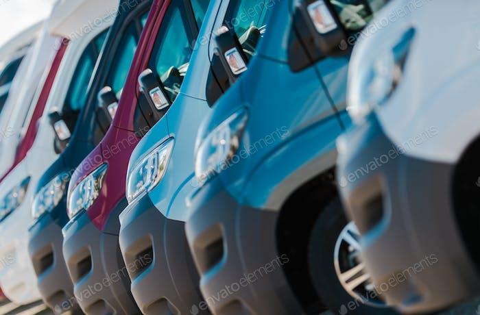 Commercial Cargo Vans Sale