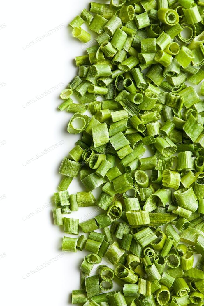 cebollino verde