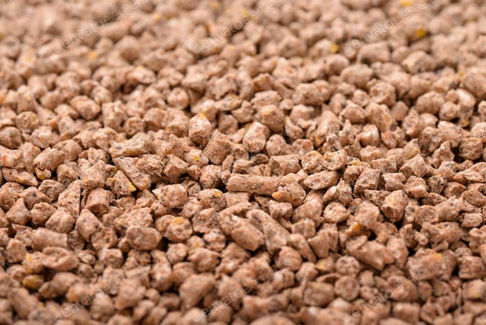 Animals compound feed pellets