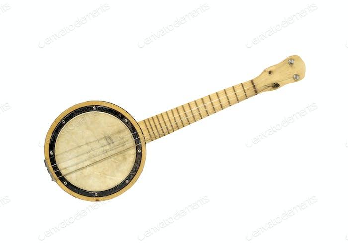 Vintage four String Banjo