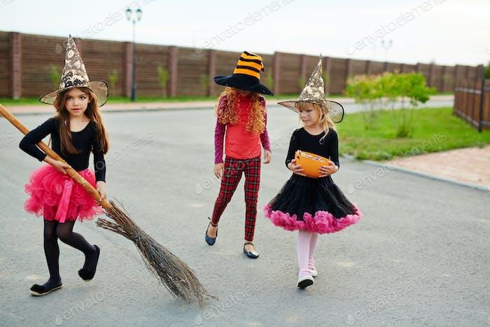 Halloween hunting