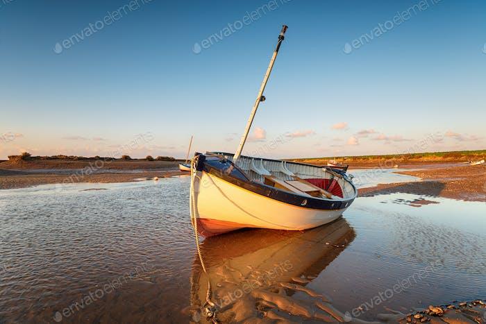 Sail Boat in Norfolk