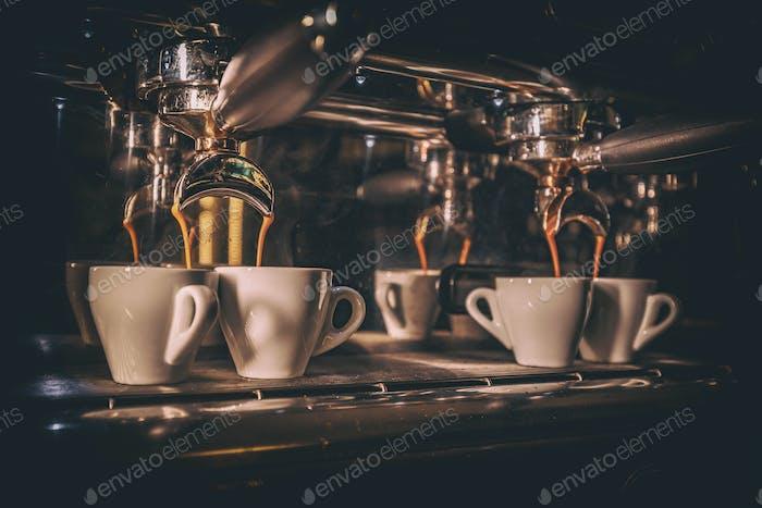 Coffee bar details