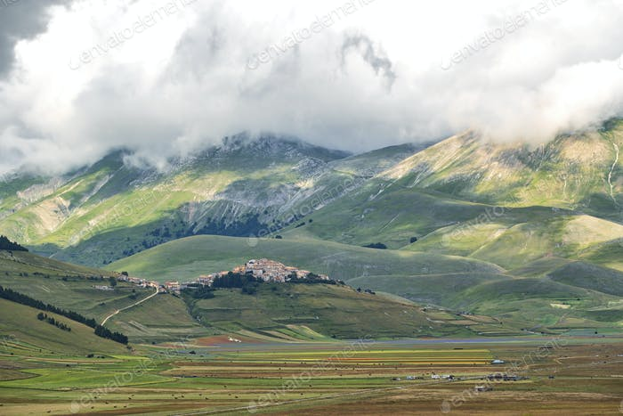 Piano Grande di Castelluccio (Italy)