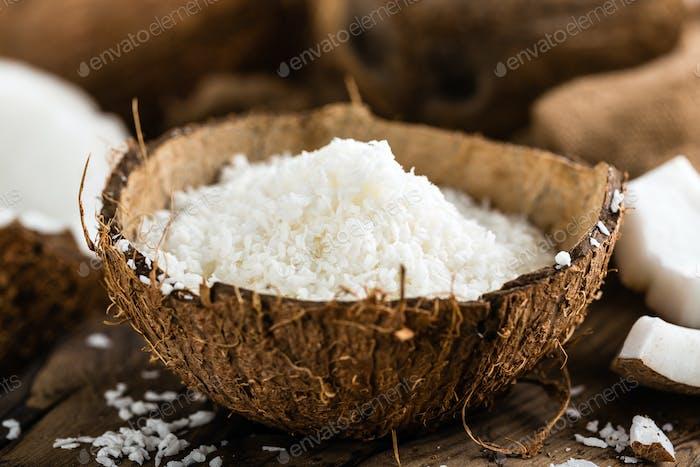 Kokosflocken