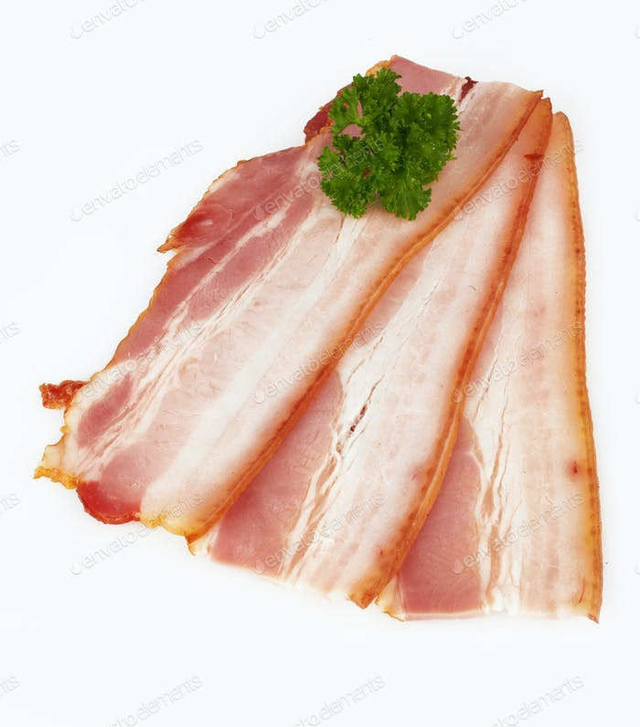 Thumbnail for sliced pork bacon