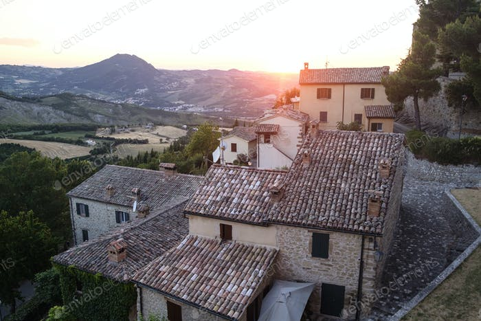 San Leo (Romagna, Italy)