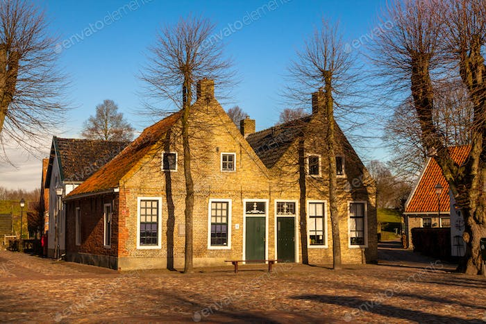 Main Square Bourtange