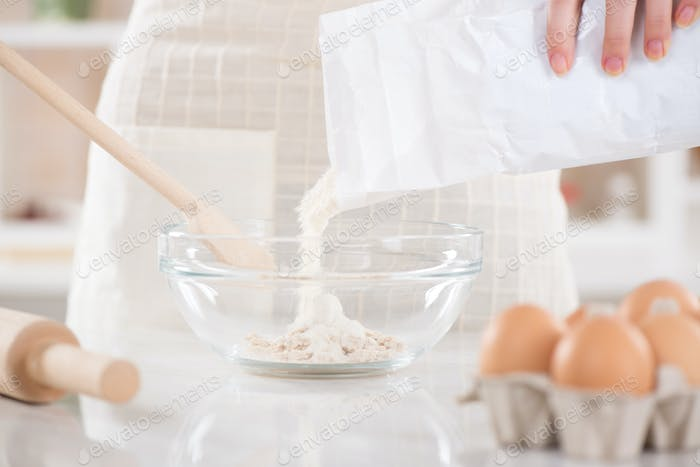 Making Dough