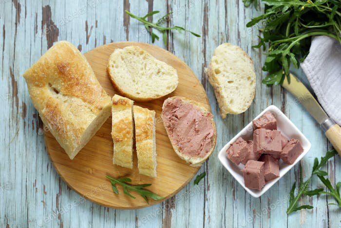 Pate of Duck Liver