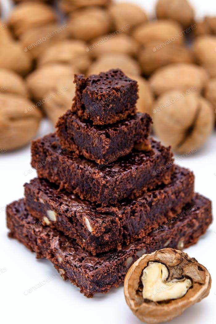 Viele Brownies