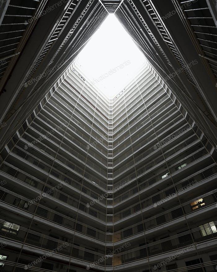 public housing apartment