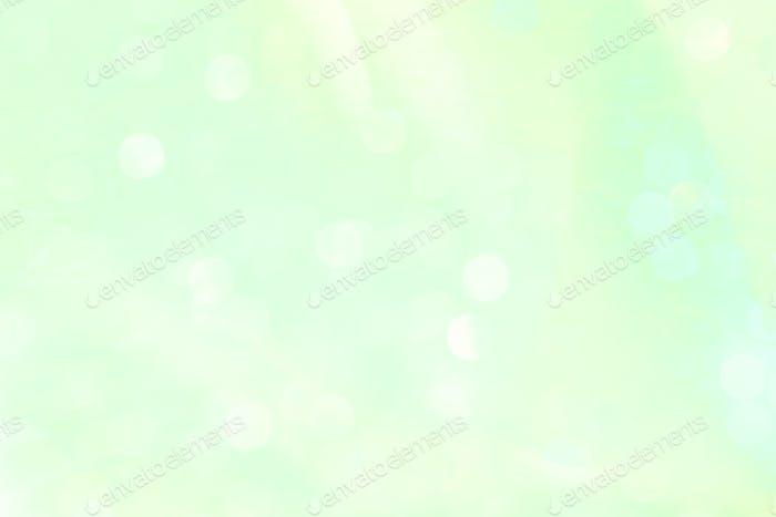 Bright green gradient background