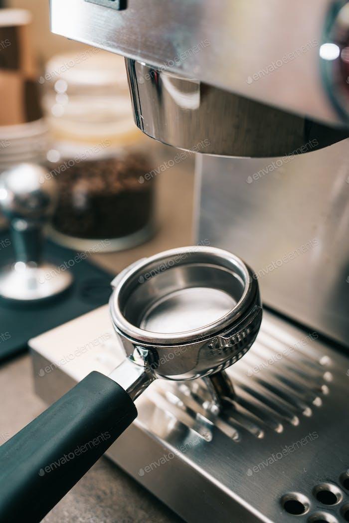 Kaffeeportafilter