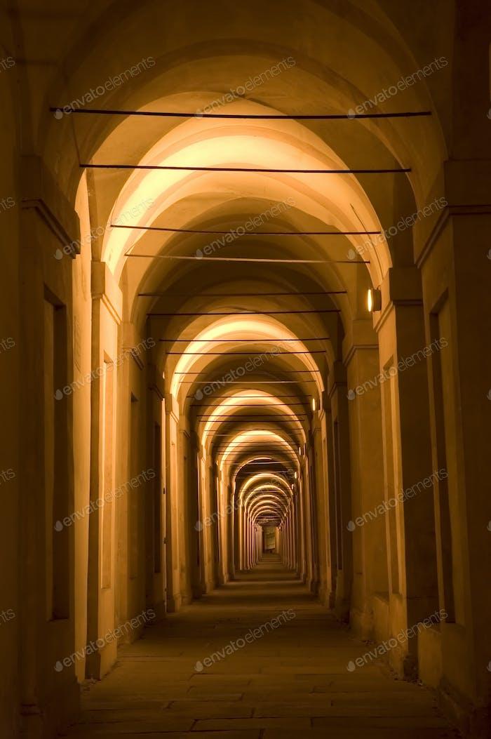 Portico - Arcade