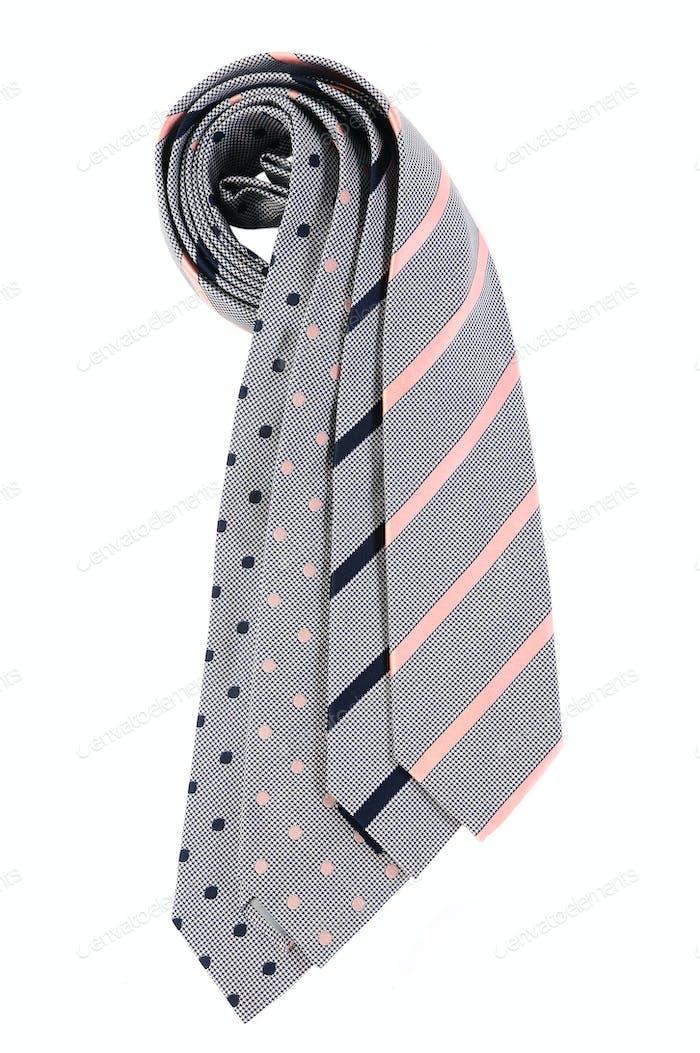 Man's tie