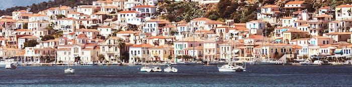 Griechenland Dorf