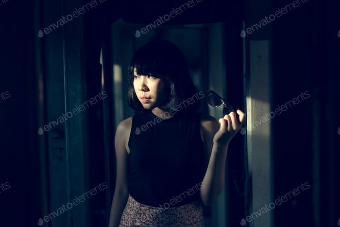 Adolescence Attractive Beauty Gorgeous Vogue Concept