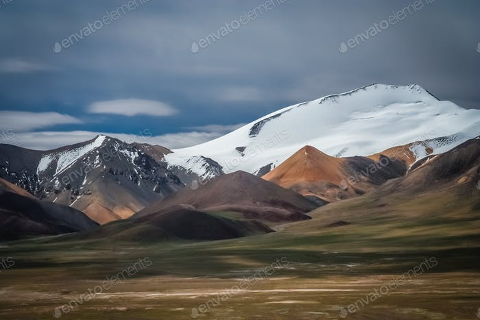 Horizontal tibetano
