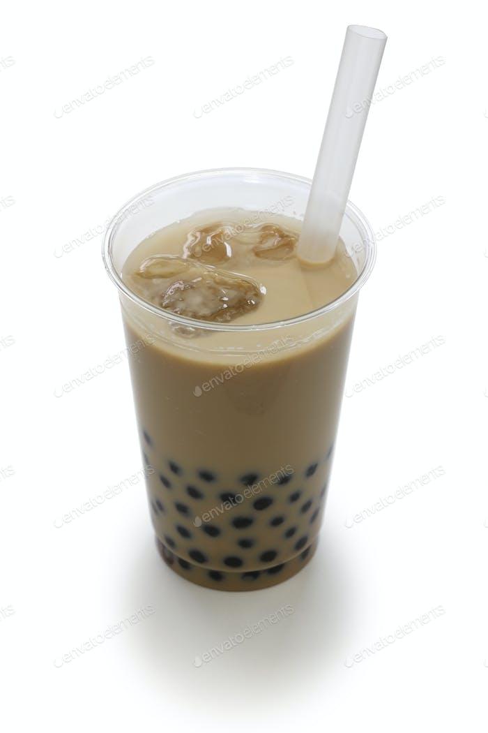 bubble tea, Taiwanese drink