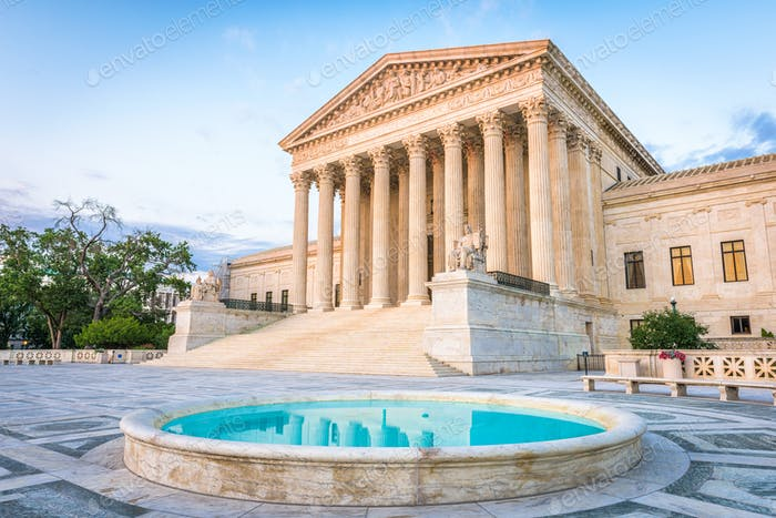 United States Supreme Court Building