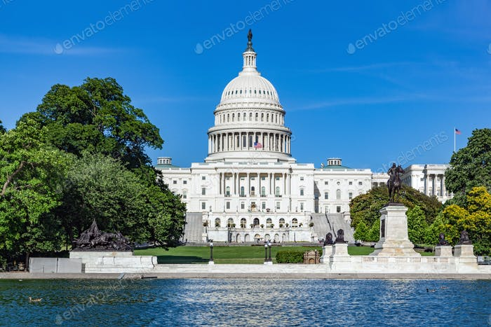 The United States Capitol. Washington, D.C.