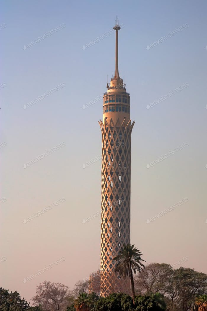 Cairo communication Tower