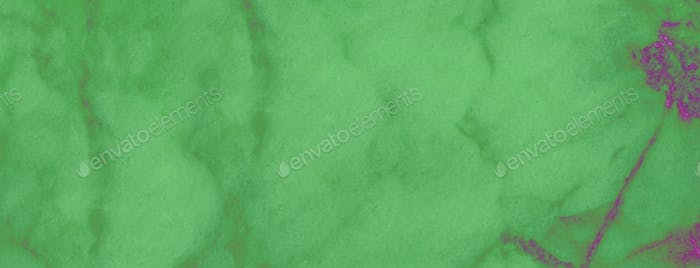 Green and purple Marble surface background