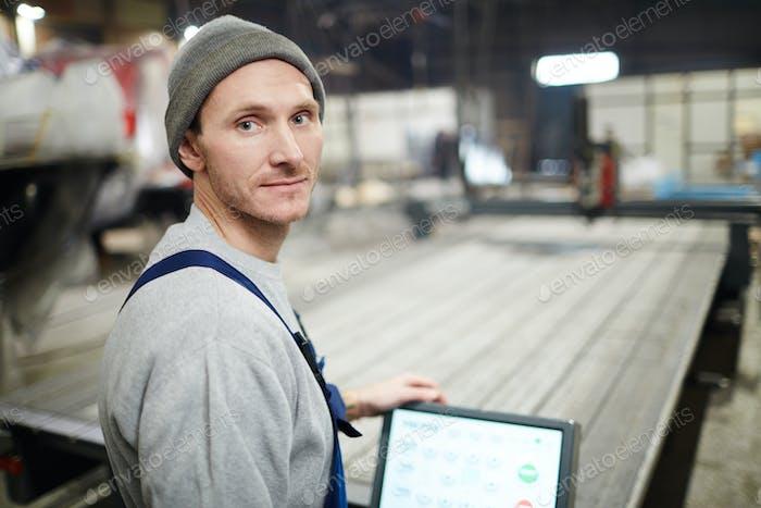 Shipyard technician
