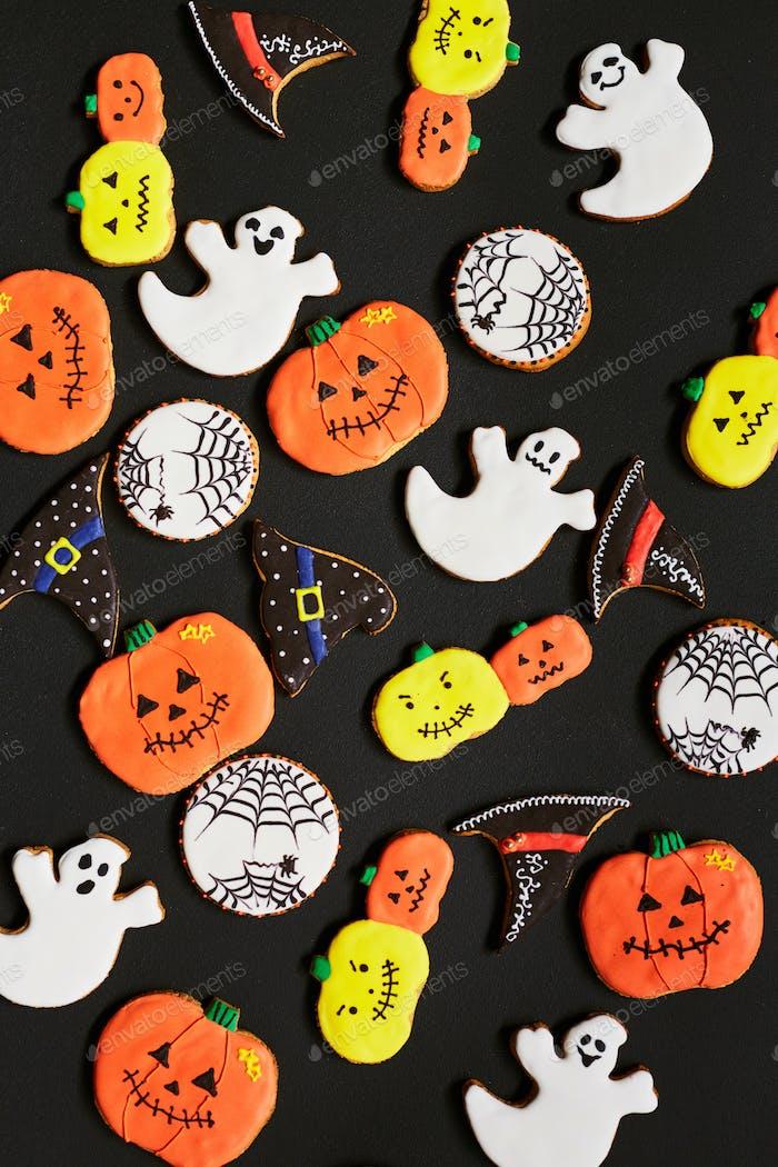 Formas de Halloween
