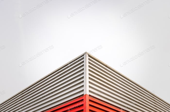 Triangular Abstract Architecture