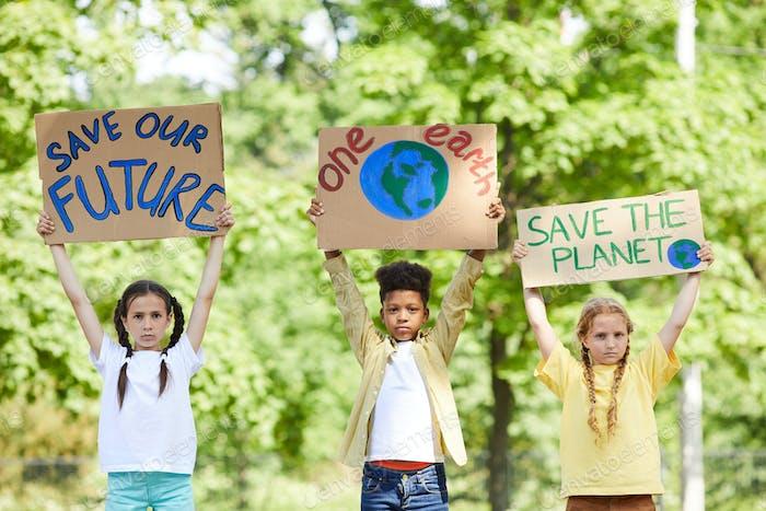 Kinder für Natur und Ökologie