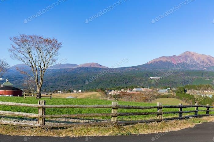 Berg Kirishima
