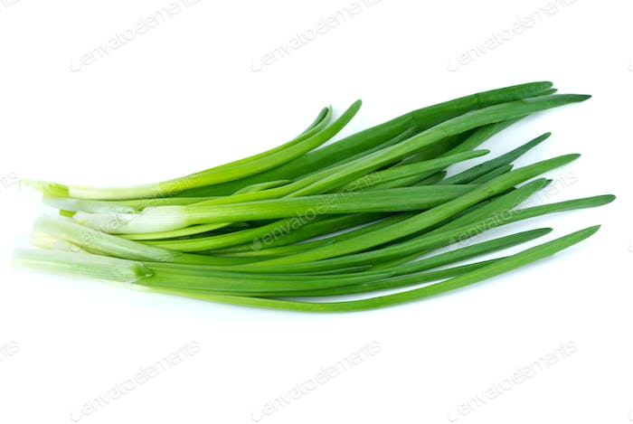 Some spring onion