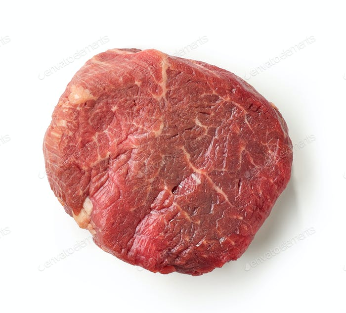 fresh raw beef fillet steak meat