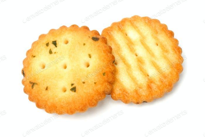 Vegetarische Cracker