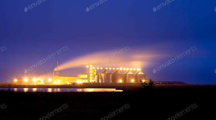 Ethanolanlage
