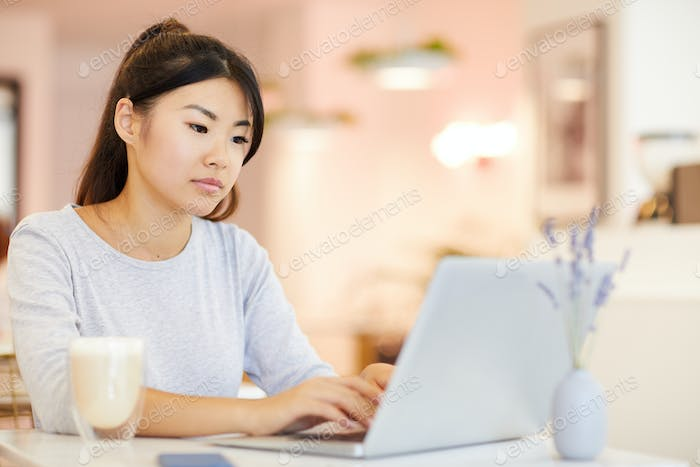 Browsing in the net