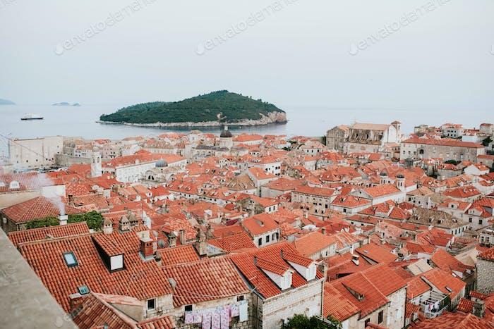 City of Dubrovnik, Croatia