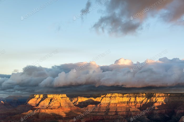 Grand Canyon Early Morning