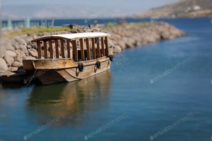 Galilean boat