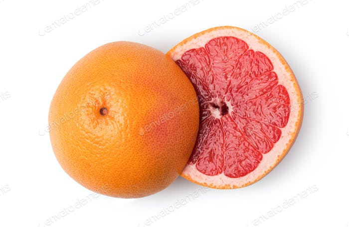 Grapefruit citrus fruit