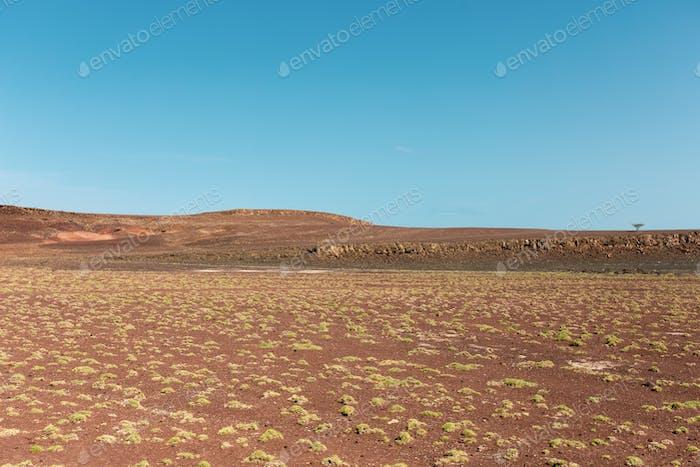 chalbi desert, kenya