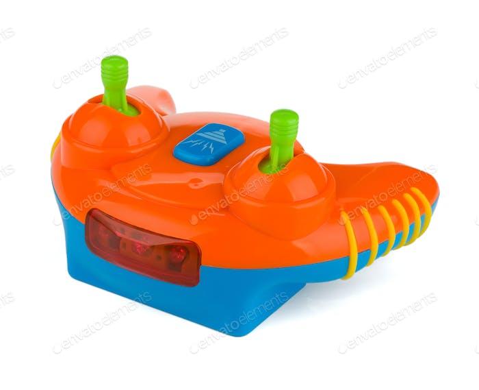 Toy remote