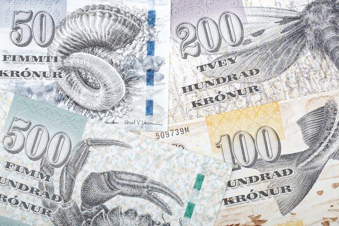 Money from Faroe Islands